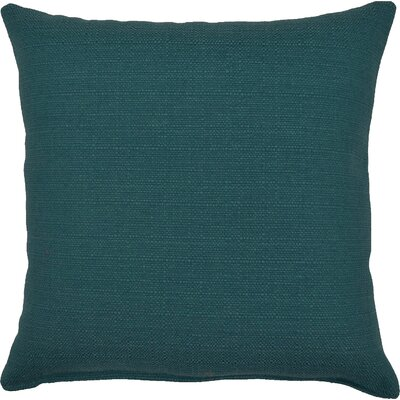 Grandstand Throw Pillow Color: Peacock