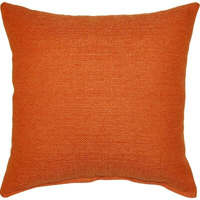 Grandstand Throw Pillow Color: Orange