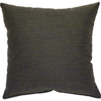 Base KE Throw Pillow Color: Charcoal