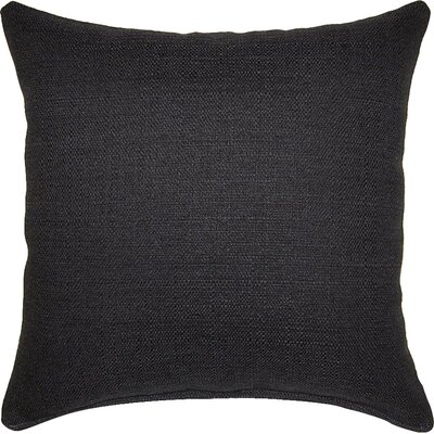 Grandstand Throw Pillow Color: Black