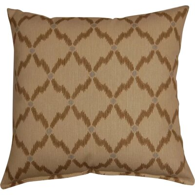 Kingston Throw Pillow Color: Dusk