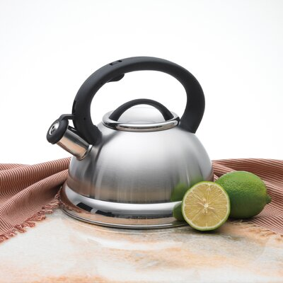 Creative Home Alexa 3-qt. Whistling Tea Kettle - Color: Stainless Steel at Sears.com