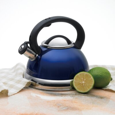Creative Home Alexa 3-qt. Whistling Tea Kettle - Color: Metallic Colbalt Blue at Sears.com