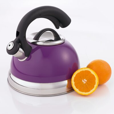CREATIVE HOME Symphony 2.6-qt. Whistle Tea Kettle - Color: Plum at Sears.com