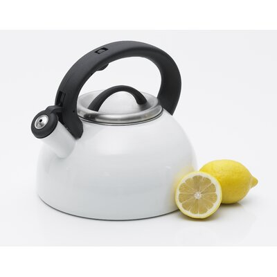Creative Home Rio 2.5-qt Tea Kettle - Color: White at Sears.com