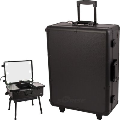 Sunrise Cases Professional Rolling Studio Makeup Case at Sears.com