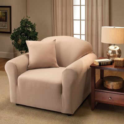 Florence Chair Slipcover Color: Linen