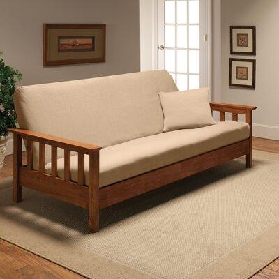 Futon Slipcover Upholstery: Linen