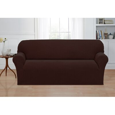 Sofa Cover Color: Chocolate