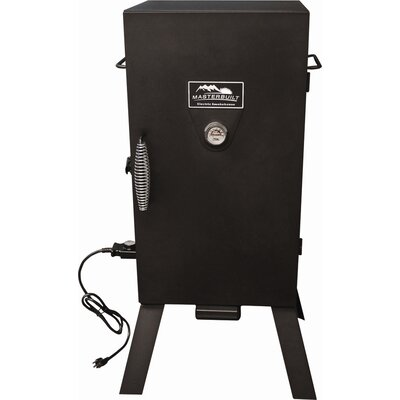 Electric Analog Smokehouse with Cover