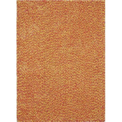 Vivoli Pink and Orange Kids Area Rug