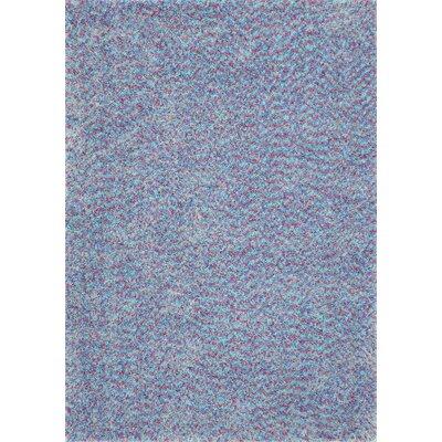 Vivoli Purple and Blue Kids Area Rug