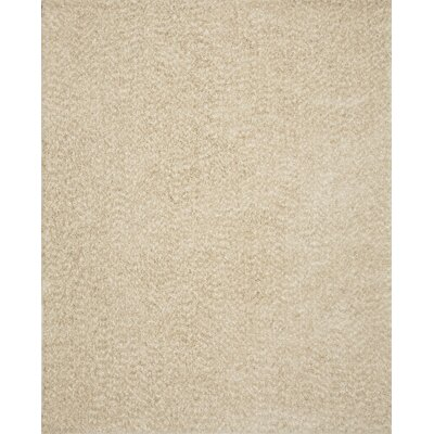 Vivoli White and Beige Kids Area Rug Rug Size: 8 x 10