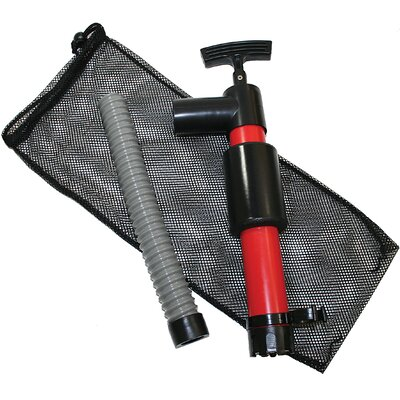 Kayak Hand Pump with Mesh Bag