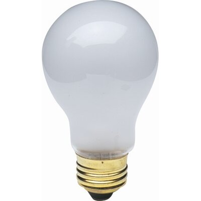 75W Frosted 12-Volt Light Bulb