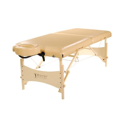 Balboa Portable Massage Table Color: Cream