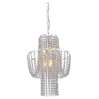 Charlotte 6-Light Crystal Chandelier