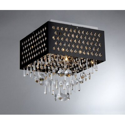 Yuko 1-Light Flush Mount