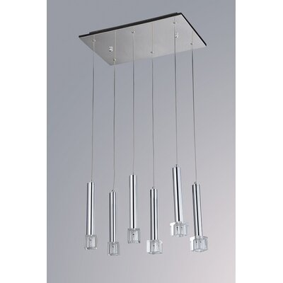 Lays 6-Light Pendant