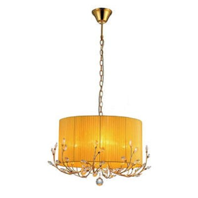 Hebe 4-Light Drum Chandelier