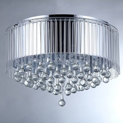 Robin 3-Light Drum Chandelier