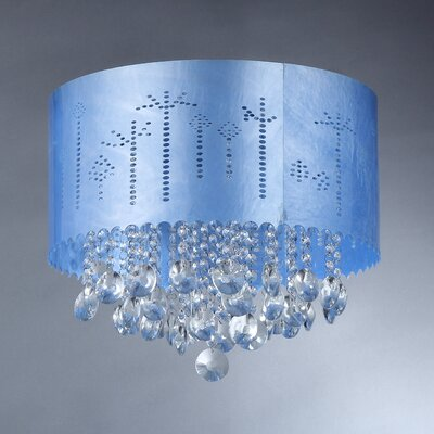 Rebecca 4-Light Crystal Chandelier