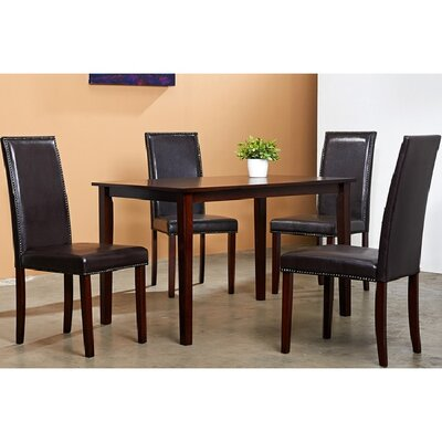 Blazing 5 Piece Dining Set