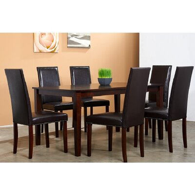 Blazing 7 Piece Dining Set