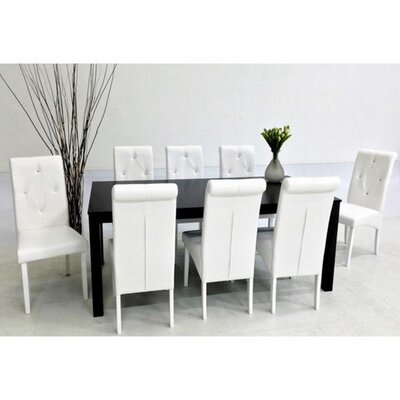 Dita 9 Piece Dining Set