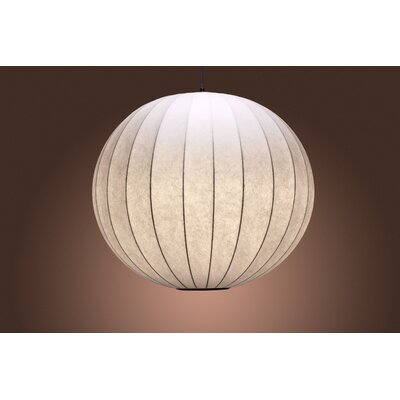 Margaux 1-Light Globe Pendant