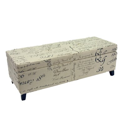 Wot De Paris Large Ottoman WT-W7077-SIGN