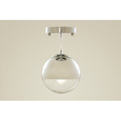 Sechelt 1-Light Mini Pendant