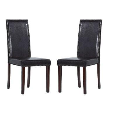 Blazing Parsons Chair