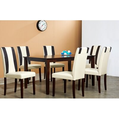 Savana 7 Piece Dining Set
