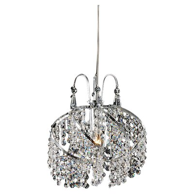 Karole 1-Light Cluster Pendant