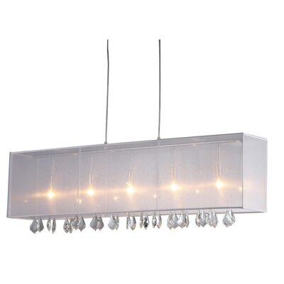 Gaspar 5-Light Kitchen Island Pendant