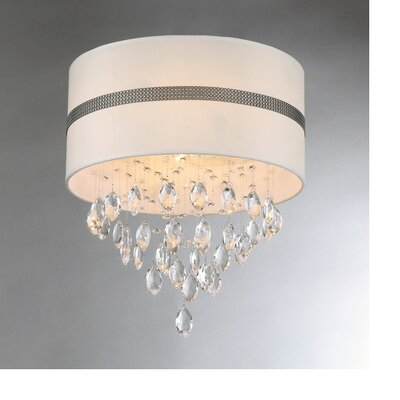 Aspen Hill 4-Light Flush Mount