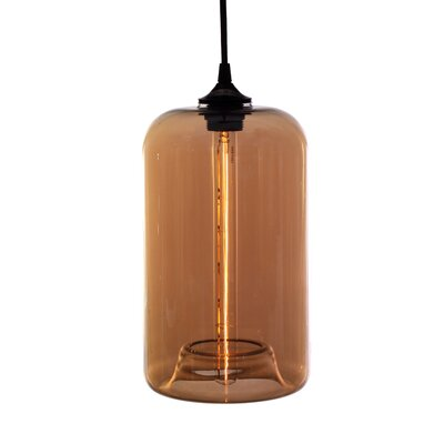 James 1-Light Mini Pendant