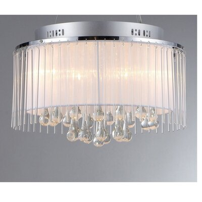 Ares 5-Light Drum Chandelier