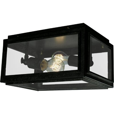 Weslee 2-Light Flush Mount