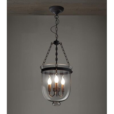 Marwood 3-Light Candle-Style Chandelier