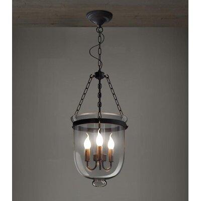 Vashti 3-Light Candle-Style Chandelier