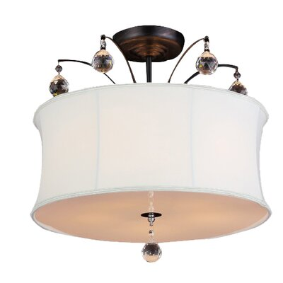 Bellis 4-Light Drum Chandelier