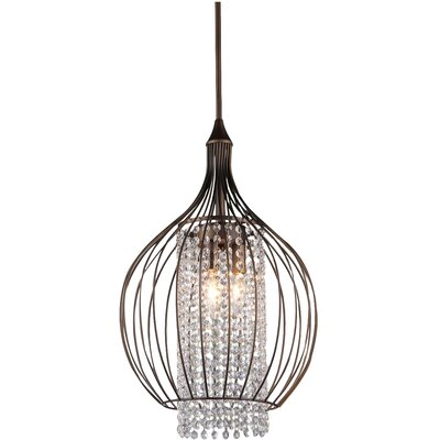 Gauthier 3-Light Foyer Pendant