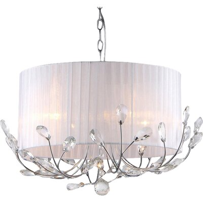 Robin 4-Light Drum Chandelier