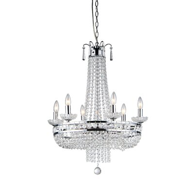 Royal 7-Light Empire Chandelier