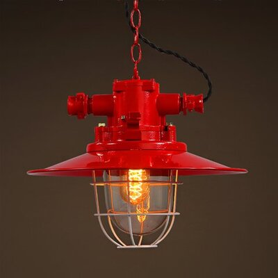 Edison Mystika 1-Light Pendant