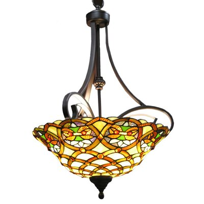 Aimee 3-Light Pendant