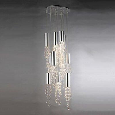 Dorothy 15-Light Cascade Pendant