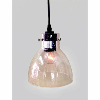 Edison Glenda 1-Light Mini Pendant
